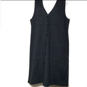 Carole Little black dress sz L
